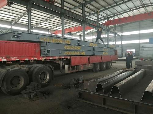 150吨数字汽车衡